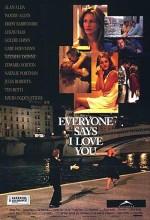 Herkes Seni Seviyorum Der (1996) afişi