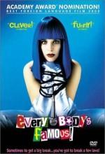 Herkes Ünlü (2000) afişi