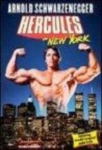 Herkül New York'ta (1970) afişi