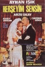 Herşeyim Sensin (1971) afişi