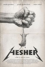 Hesher (2010) afişi