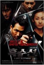 Black Narcissus / The Last Witness (2001) afişi