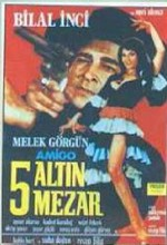 Hey Amigo Beş Mezar (1971) afişi
