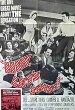 Hey, Let's Twist (1961) afişi