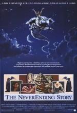 Hiç Bitmeyen Öykü (1984) afişi