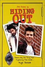 Hiding Out (1987) afişi