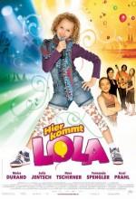Hier Kommt Lola! (2010) afişi