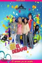 High School Musical El Desafio (2008) afişi