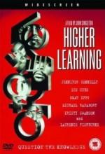 Higher Learning (1995) afişi