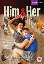 Him & Her (2010) afişi