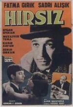 Hırsız (1965) afişi