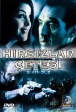 Hırsızlar Çetesi (2002) afişi