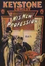 His New Profession (1914) afişi
