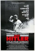 Hitler: A Film From Germany (1977) afişi