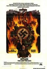 Hitlerin Son 10 Günü (1973) afişi
