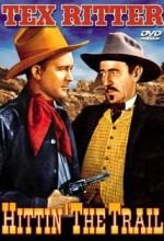Hittin' The Trail (1937) afişi