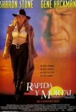 Hızlı Ve Ölü (1995) afişi