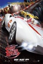 Hızlı Yarışçı (2008) afişi