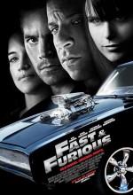 Hızlı ve Öfkeli 4 (2009) afişi