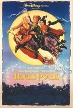 Hocus Pocus (1993) afişi