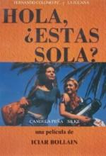Hola, ¿estás Sola? (1995) afişi