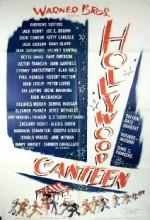 Hollywood Canteen (1944) afişi