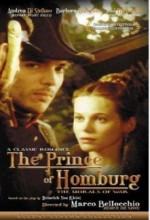 The Prince of Homburg Afişi