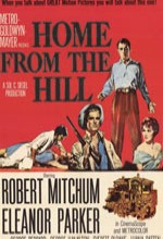 Home From The Hill (1960) afişi