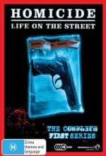 Homicide: Life On The Street (1994) afişi