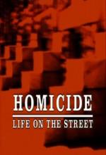 Homicide: Life On The Street (1995) afişi
