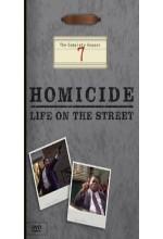 Homicide: Life On The Street (1998) afişi