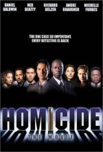 Homicide: The Movie (2000) afişi