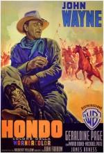 Çöller Kasırgası (1953) afişi