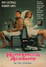 Honeymoon Academy (1990) afişi