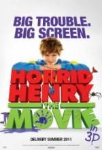 Felaket Henry (2011) afişi