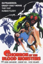 Horror Of The Blood Monsters (1970) afişi