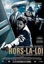 Kanunsuzlar (2010) afişi