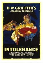 Hoşgörüsüzlük (1916) afişi