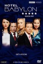 Hotel Babylon (2007) afişi