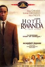 Hotel Rwanda (2004) afişi