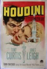 Houdini (1953) afişi