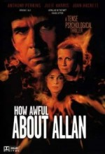 How Awful About Allan (1970) afişi