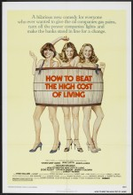 How To Beat The High Co$t Of Living (1980) afişi