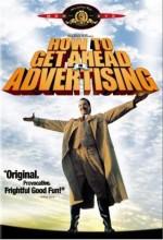 How To Get Ahead In Advertising (1989) afişi