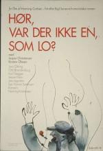 Hør, Var Der Ikke En Som Lo? (1978) afişi