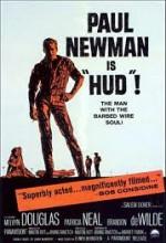 Hud (1963) afişi