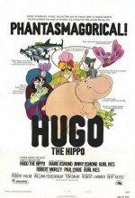 Hugo The Hippo Afişi