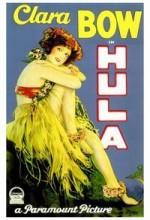 Hula (1927) afişi