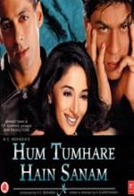 Hum Tumhare Hain Sanam (2002) afişi