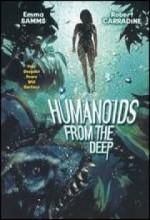Humanoids From The Deep (1996) afişi